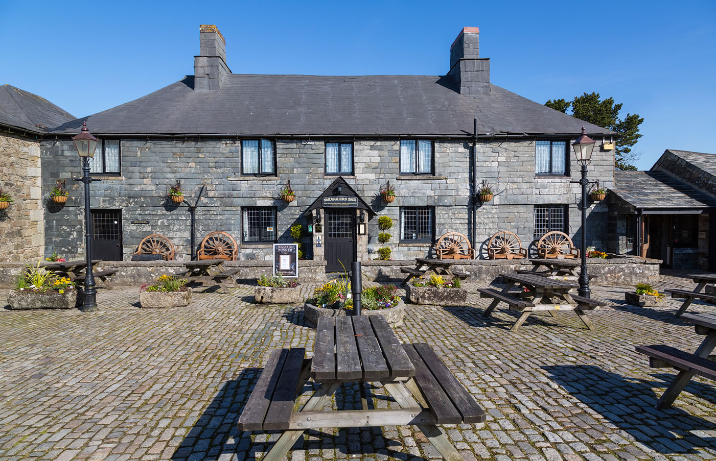 Historic Pubs in England