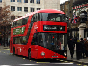 Top Bus Routes in London