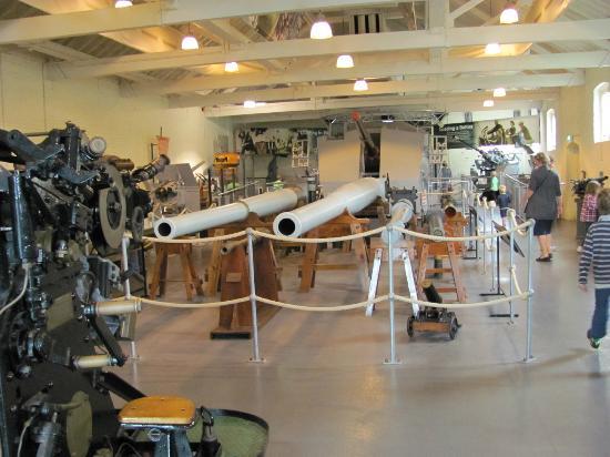 Museum of Naval Firepower