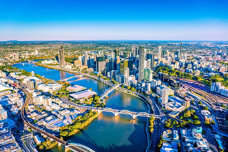 Visit Brisbane City