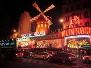 Exciting Night Life in Paris